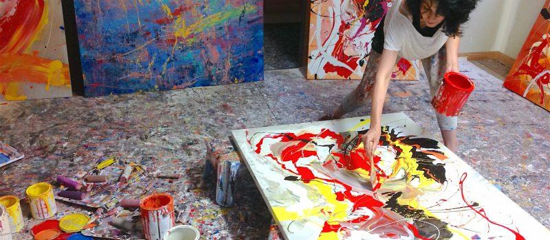 Milanda de Mont: The creative process